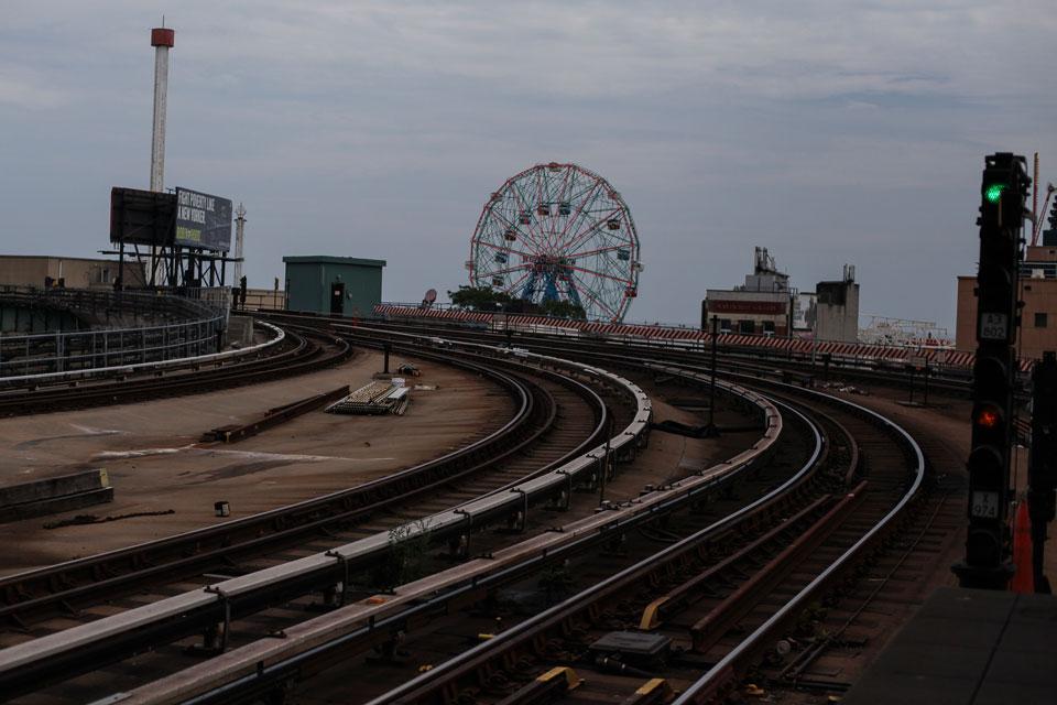 noria Coney Island; Coney Island wheel